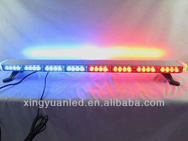 Led Strobe Lights For Trucks Police Red Blue Warning Led