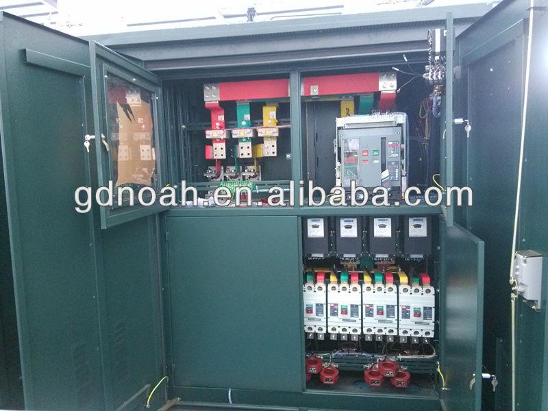 11kv 33kv Photovoltaic Solar Converter Box Type Power