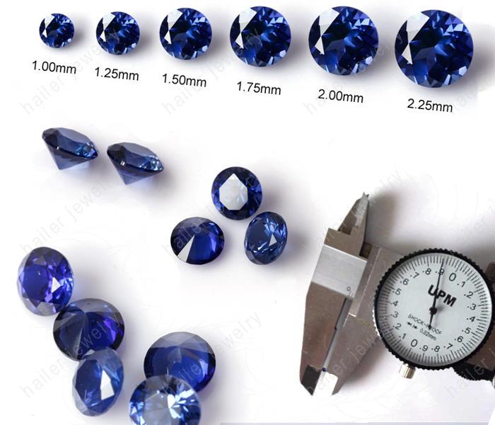Lab Created Neelam Blue Sapphire Stone Price - Buy Blue ...