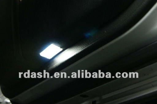 LED courtesy under door trunk luggage lights for Mercedes R171 W203 W209 W240 W639 & Led Courtesy Under Door Trunk Luggage Lights For Mercedes R171 ...