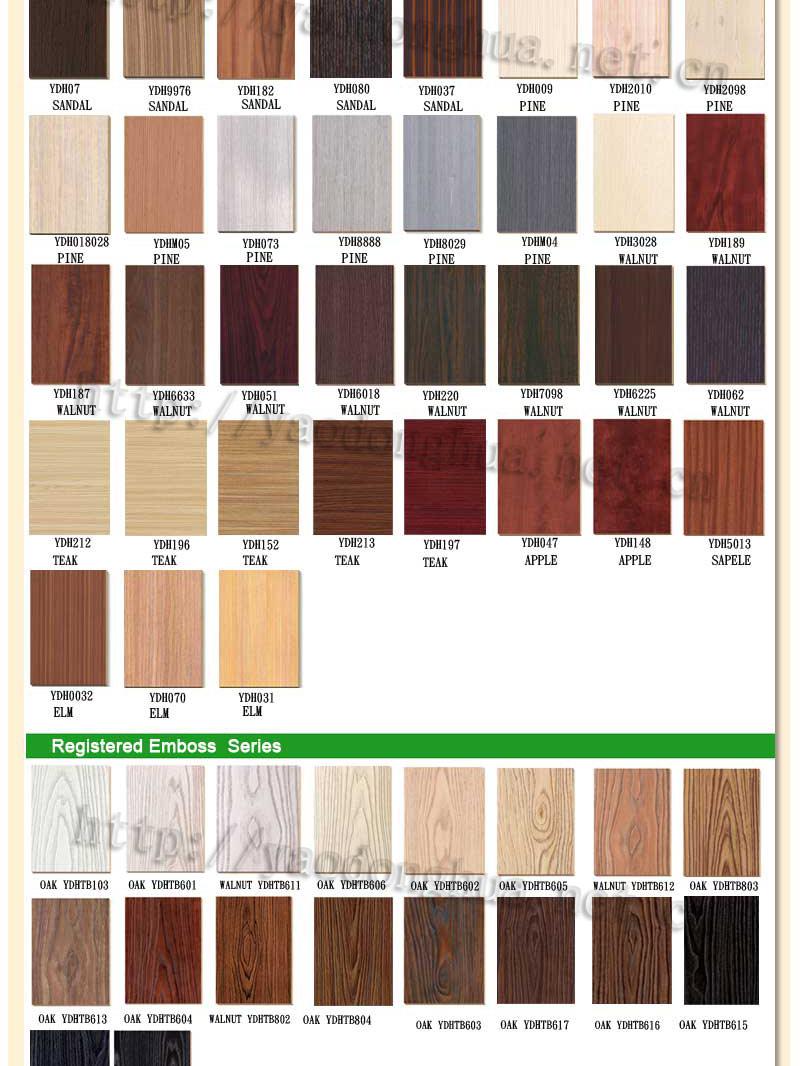 Good Quality Colourful Furniture Board 18mm, Boards, Oak