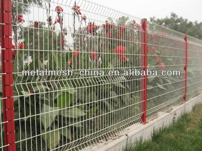Garden Fence Cheap Sheet Metal Fence Panels Garden