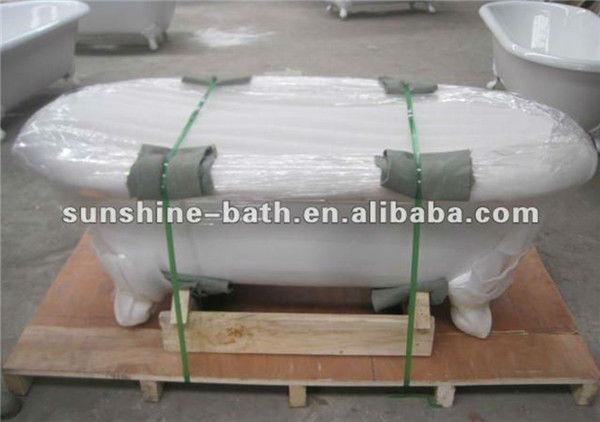 Chinees diepe badkuipen goedkope gietijzeren bad te koop buy