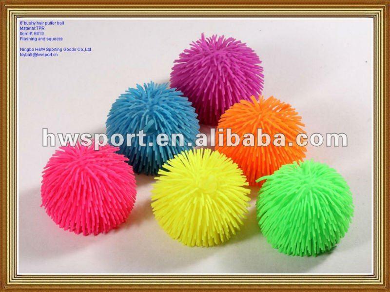 Squishy Animals At Target : 6inch Bushy Hair Puffer Ball.tpr Toy,Animal Puffer Ball,Stress Ball.spiky Puffer Ball - Buy ...