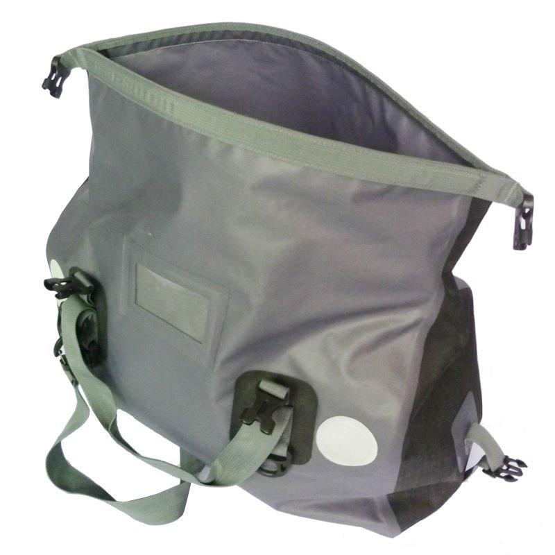 Tpu Army Green Waterproof Travel Duffel Bag Or Sling Bag - Buy ...