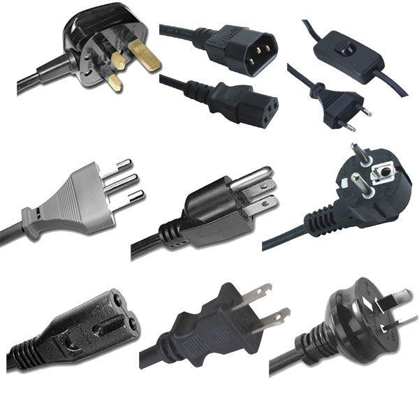 Italian Standards Power Cord Types