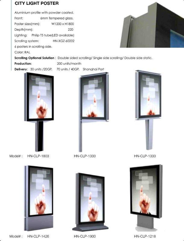 Backlit Advertising Light Box Buy Scrolling Backlit