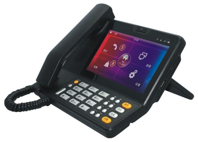 New Tcp/ip Video Door Phone Ip Based Video Intercom Apartment ...