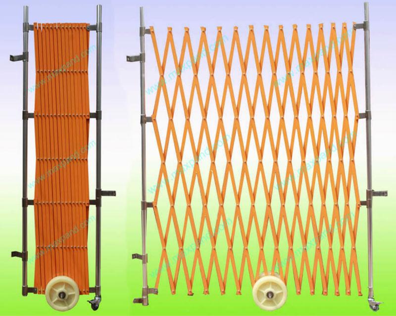 Oem Model F5a Retractable Barrier Flexible Garden Fence
