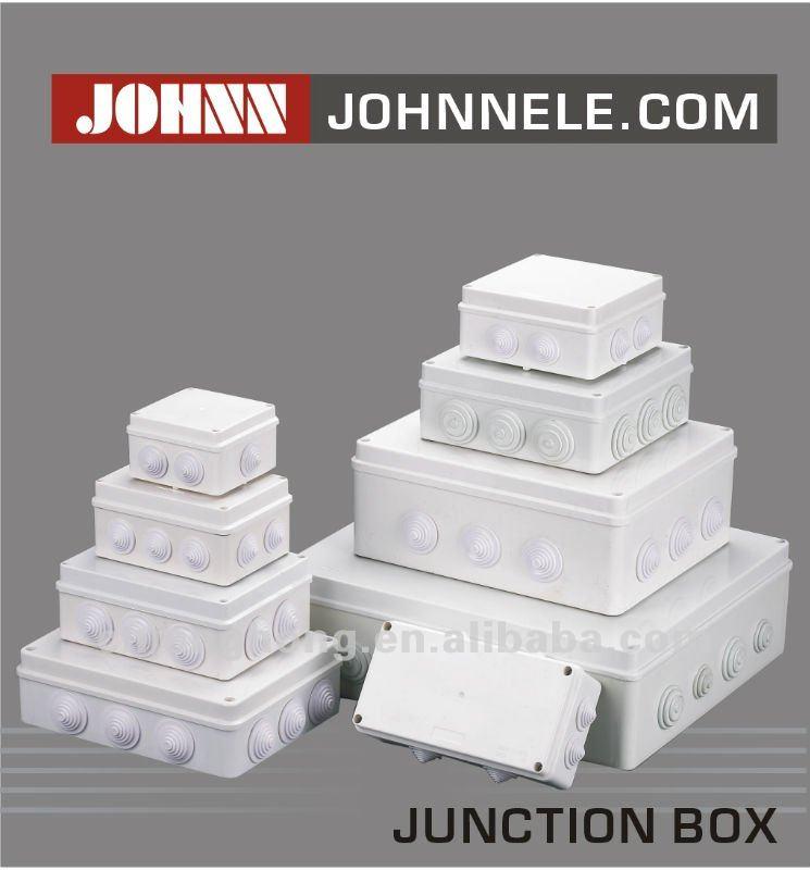 Plastic Electric Enclosures Junction Box China 200x155x80 - Buy ...