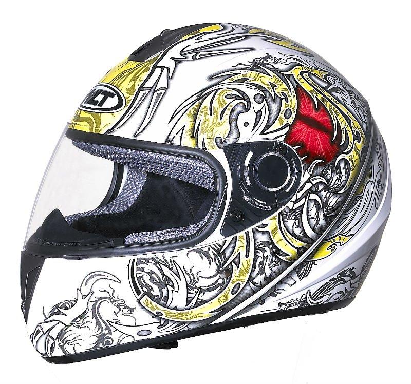 Hot New Design Helmet Sticker For Helmet Motor Bike View Sticker - Motorcycle helmet designs stickers