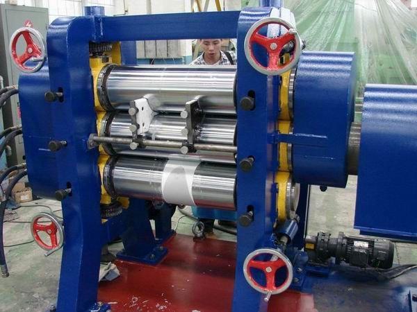 Calendar Sheet Rubber : Rubber calender machine rolls buy