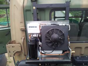 Camper A C Accessories Of Van A C Kompressor For Portable