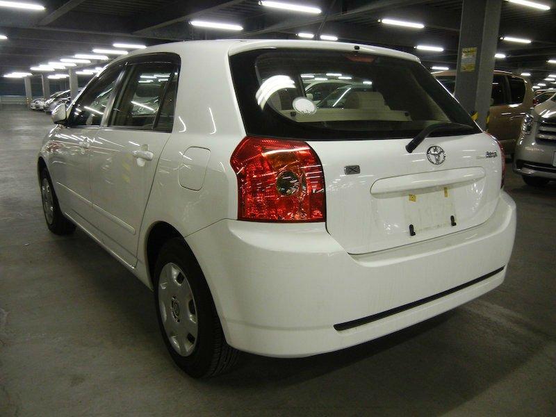2005 Toyota Corolla Runx Nze121 Used Car For Sale  Buy Used Car