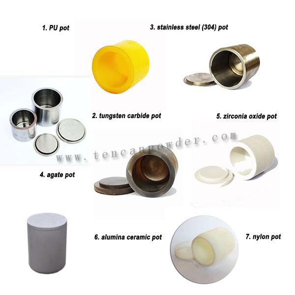 High Quality Agate Mill Jar Manufacture Agate Mill Jart