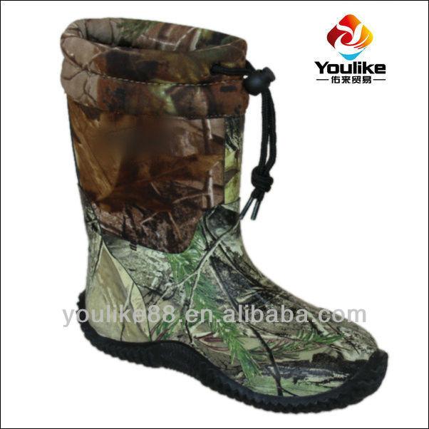 Yl8079 Neuankömmling Billige Jagd Kinder Neopren Stiefel Buy Kinder Neopren Stiefel,Kinder Neopren Stiefel,Kinder Neopren Stiefel Product on