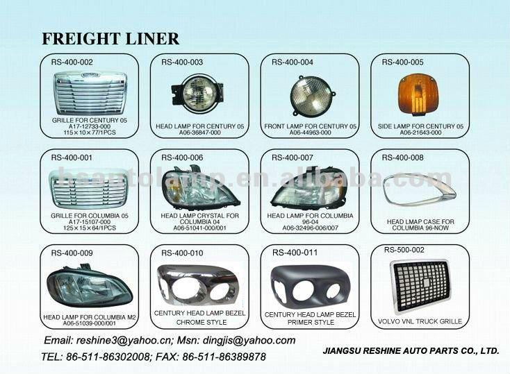 Freightliner Century Truck Parts Freightliner Parts Buy