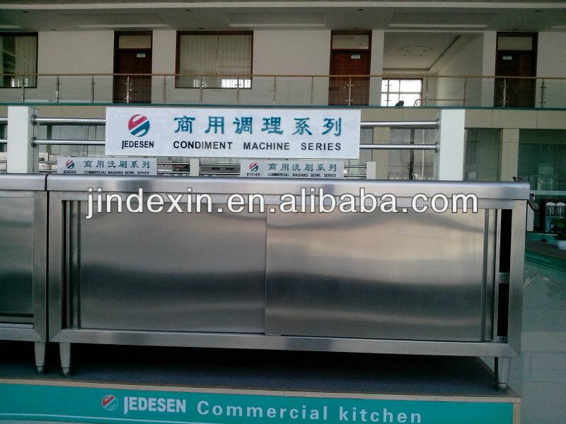 Commerci le roestvrij staal keuken kast industri le inox staal werken kast keukenkast buy - Roestvrijstalen kast ...
