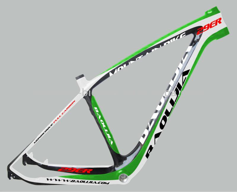 dffd49017 Quadro profissional da bicicleta do carbono de 29er MTB FM056 com preço  competitivo e de alta