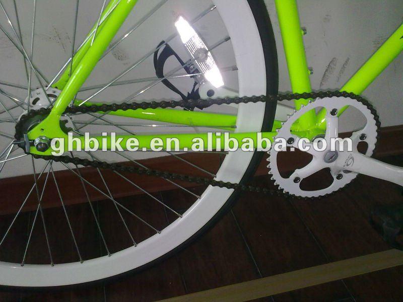 700c Neco Green Colour Usa Brand Fixie Gear Bike View Green Fixed