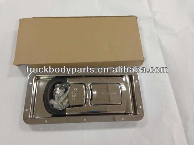 Truck Recessed Door Handle Lock Van Door Lock Trailer Door