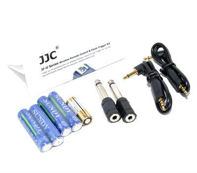 Jjc Jf-u2 433mhz 16channels Wireless Remote Control & Flash ...