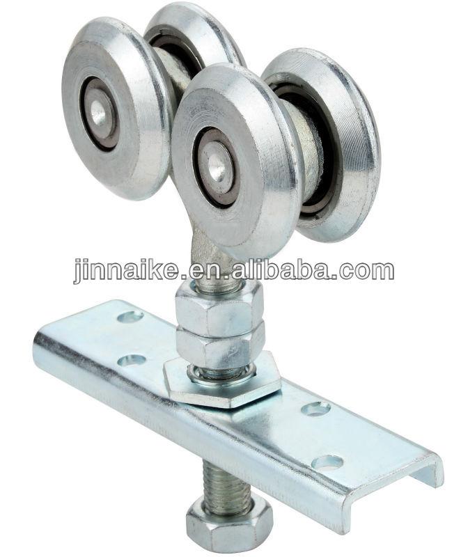 Hanging Sliding Door Metal Roller Pulley Wheel Buy