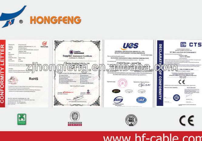 M17-127 / RG214 koaksijalni kabel 50 ohmski visokokvalitetni CCTV komunikacijski kabel