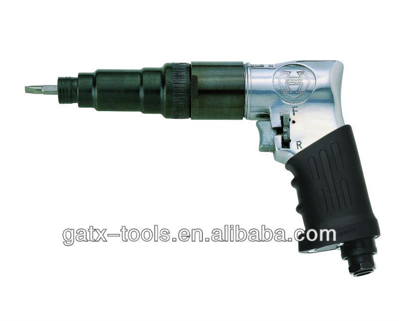 Gatx Gp-0908-b Adjustable Clutch Air Screwdriver