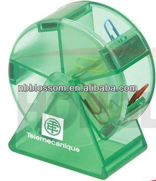 Reflects Otani Magnetic Paper Clip Offic Desktop Windmill Plastic ...