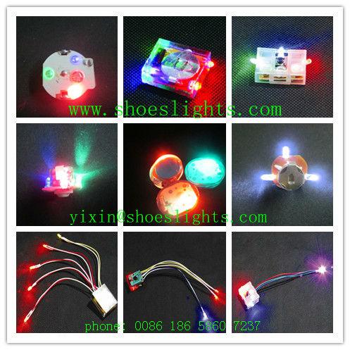 OEM bed led motion sensor led strip light for kids shoes cap hat clothes