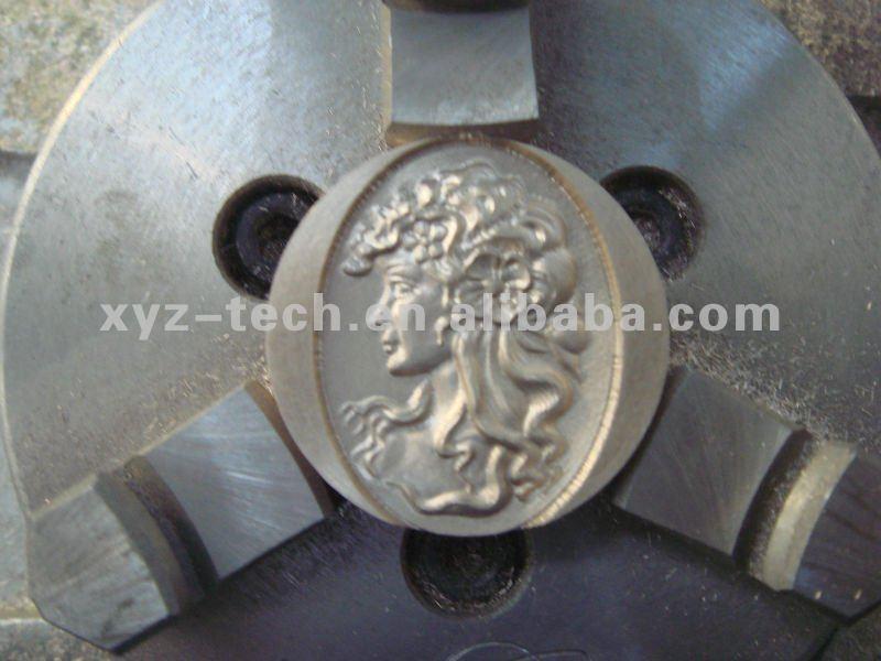 medal engraving machine