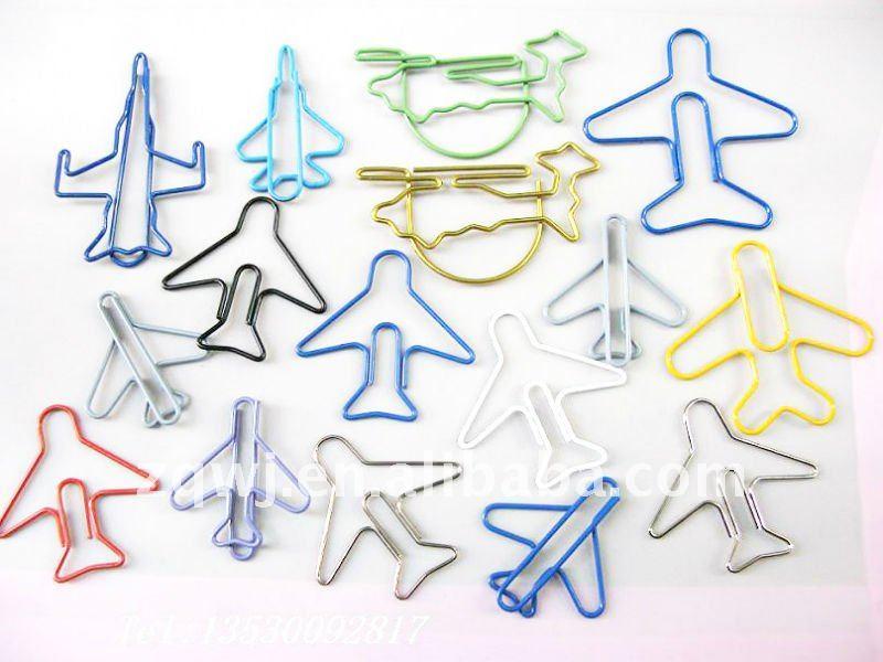 Cute Shape Colorful Paper Clip Original Manufacturer - Buy Paper ...