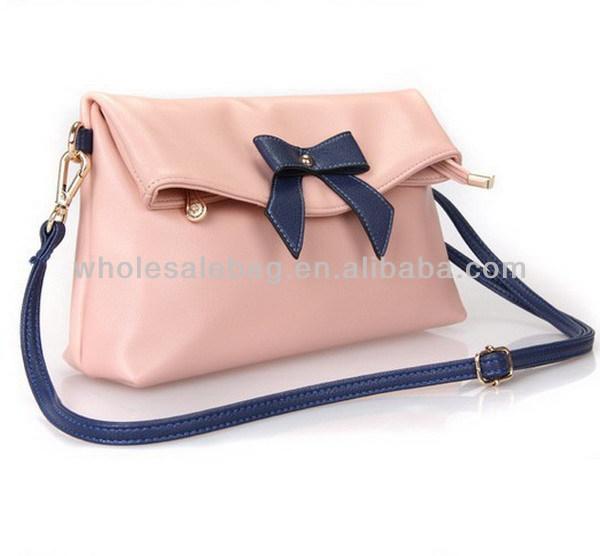 Wholesale Ladies Bowknot Small Bag Cute Bowknot Small Bag Women ...