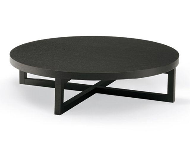 Modern Wooden Round Center Table Modern Design Glass Center Table