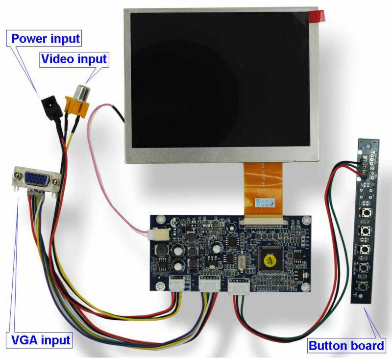 ultra bright circular lcd display buy circular lcd display,tft Wiring a Homeline Service Panel tft wiring diagram