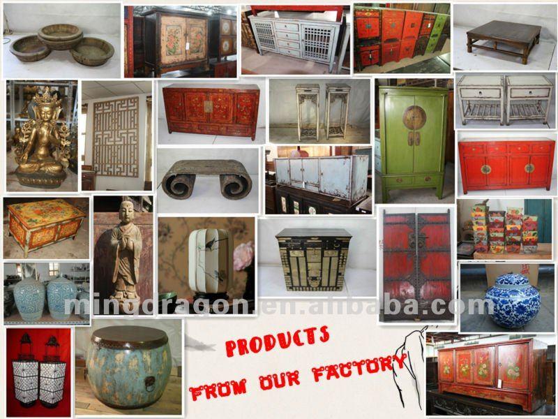Muebles Antiguos Chinos De Madera De Pino Shanxi Reproducción ...