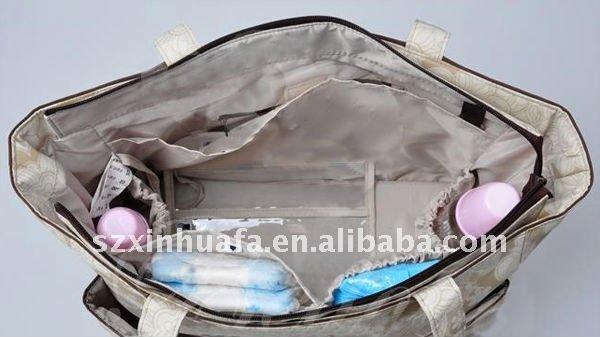 (XHF-MUMMY-007) large volume baby dipper bag