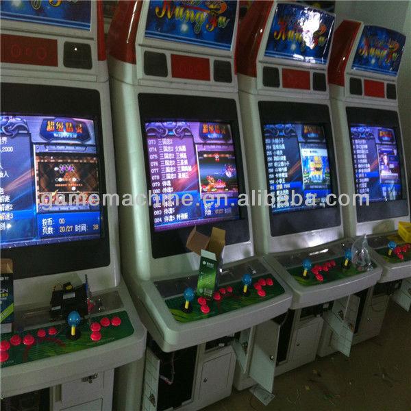 Arbitrariness - Australia Arcade Cabinet Fighting Game Machine ...