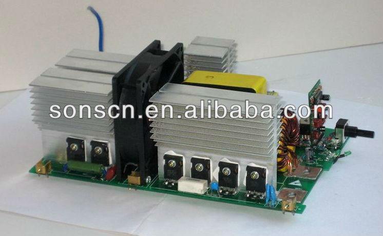 Portable Arc Inverter Welding Machine Circuit Board Zx7-200 Stick Welder