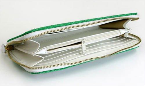 (XHF-WALLET-029) folding pvc zipper wallet