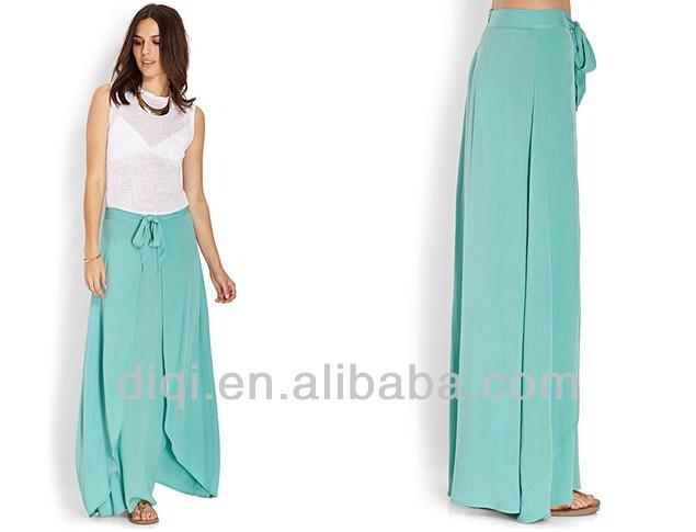 Cheap Chiffon Maxi Long Skirt,New Design Maxi Long Skirt,Latest ...