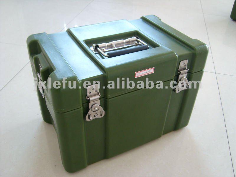 Lockable Hard Plastic Multi Trunk Kit Tool Storage Box With Handle
