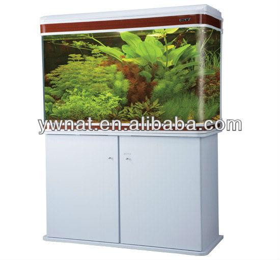 High quality fashion large vertical senior aquarium in for Vertical fish tank