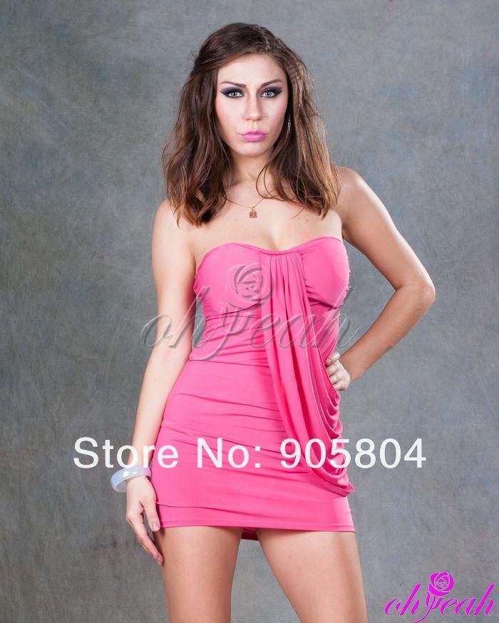 Tight short hot dresses girls in