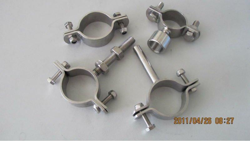 Sanitary stainless steel pipe hanger buy
