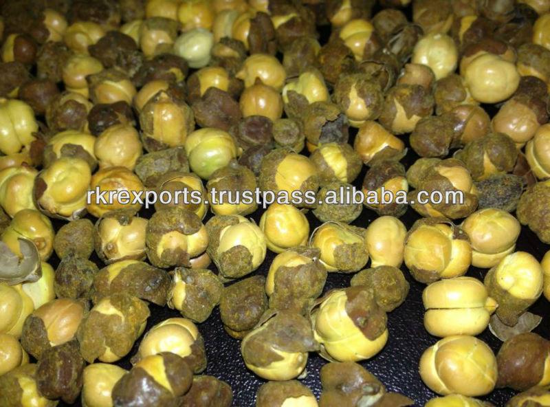 how to make roasted chana dal