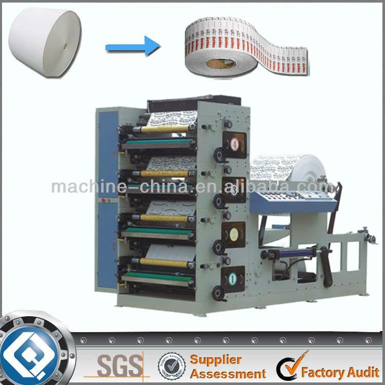 Ry-850 Used Flex Printing Machine Flex Printing Machine Made In ...