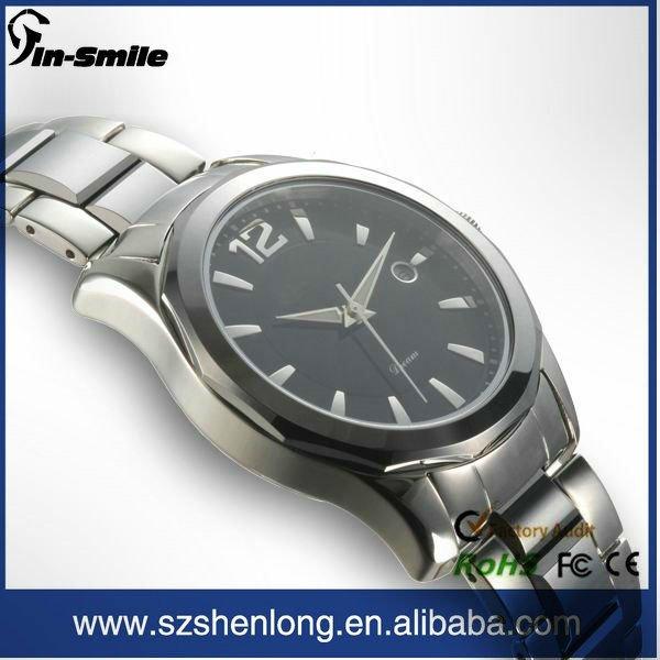 2013 New Arrival Quartz Watches Japan Movt Quartz Watch Stainless ...