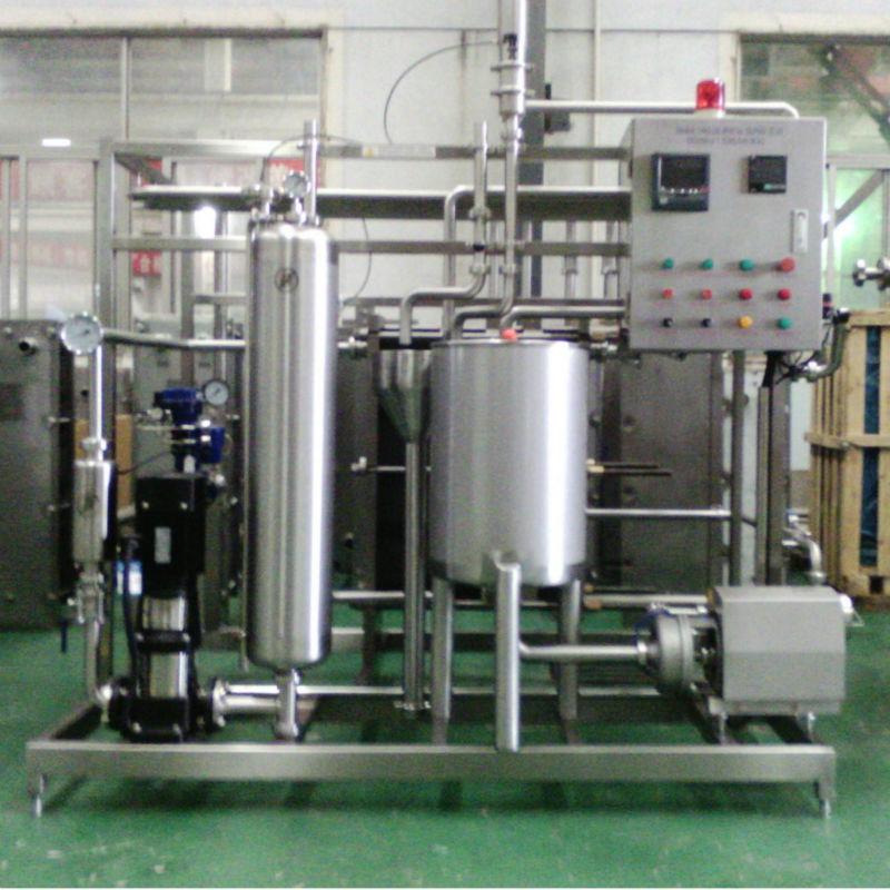Milk Pasteurization Machine / Pasteurization Of Milk ...